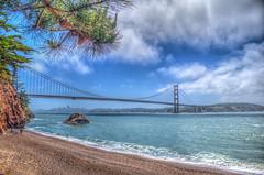 On Kirby Cove (Michael F. Nyiri) Tags: kirbycove goldengatebridge sanfrancisco california bridge