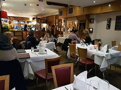 Thai Crystal Restaurant (Kombizz) Tags: 194013 kombizz thaicrystal thaicrystalrestaurant westowhill crystalpalace se19 2018 food restaurant mobilephonetaking mobilephonecapture thaifood chairs nopsbatchresizing