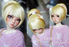 Updated Pony (✄Frappzilla) Tags: minifee chloe bjd doll abjd mnf fairyland