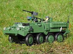 Cobi_2610_Stryker_M1126_ICV_Steering_Upgrade_05 (El Caracho) Tags: cobi building blocks small army 2609 lav iii apc 2610 stryker m1126 icv steering upgrade moc