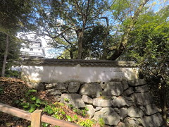 Demaru Nino Mon  vN _orig_LG (Hazbones) Tags: iwakuni yamaguchi yokoyama castle kikkawa suo chugoku mori honmaru ninomaru demaru wall armor samurai spear teppo gun matchlock map ropeway