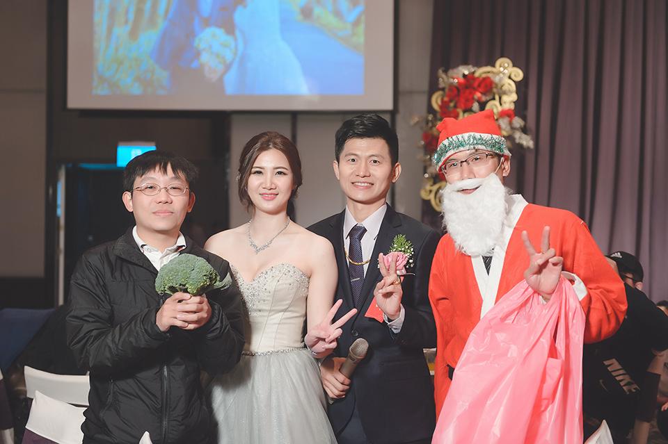 台南婚攝-晶英酒店仁德廳-096