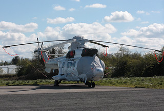 F-HRTS Airbus Helicopters AS332-C1e Airtelis