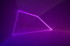 Quadrilateral Illumination (33/100 DIBB) (Colorado_Eric) Tags: quadrilateral abstract edited flash gel geometry stilllife strobist 100xthe2018edition 100x2018 image33100