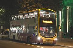 Bus Eireann VWD42 (151C7159). (Fred Dean Jnr) Tags: buseireann volvo b5tl wright eclipse gemini cork may2018 sheeranshuttles edsheeran vwd42 151c7159 angleseastreetcork sheeransshuttle