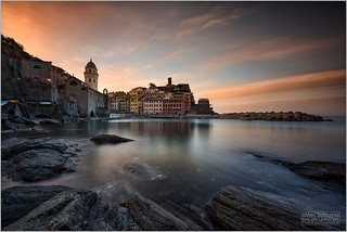 VERNAZZA AT SUNRISE