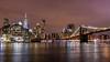 Skyline Brooklyn Bridge (Avaiyang) Tags: brooklynbridge nyc ny nycphotographer newyorkcity newyorker manhattan nyclife newyorkworld oneworldcenter brooklyn dumbo newyorklife nycityworld nightlife skyline lights eastriver