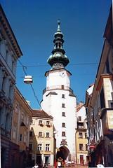Bratislava (Eslovaquia), año 1996 (joseange) Tags: bratislava eslovaquia 1996