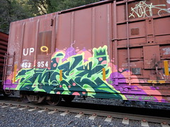 Mec (Railroad Rat) Tags: uncle rides usa united states america traveling freight train overland route ramble union pacific transient