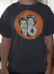 #2991A Rocket From The Crypt - Superior (Minor Thread) Tags: minorthread tshirtwars tshirt shirt vintage rock concert tour merch black rocketfromthecrypt rftc alternative punk sandiego superior