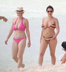 FFN_IMAGE_51132151|FFN_SET_60065752 (antoniusbudyono10) Tags: kellybrook bikini beach ocean sunglasses cancun mexico