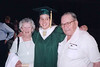 Trina and her Grandma and Grandpa Bowen (BarryFackler) Tags: trinafellbaum trinaleefellbaum classof1999 canyondelorohighschool orovalleyaz arizona highschoolgraduation highschool 1999 cap gown tassle event occasion milestone familyhistory ceremony marianbowen donbowen grandparents granddaughter outdoor smile smiling happy donaldbowen donaldfreemanbowen hug hugging nationalhonorsociety barryfackler barronfackler grandma grandpa grandmother grandfather grandmabowen grandpabowen people family