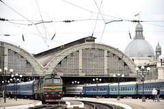 2M62 (akifumiふぐ) Tags: ukraine lviv locomotive