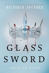 Review: Victoria Aveyard – Glass Sword (thecosydragon) Tags: book reviews fantasy fiction teenage young adult 3stars reading bookreview thecosydragon