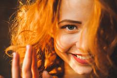 (shezenka) Tags: nikon d700 portrait girl face hair red ginger model