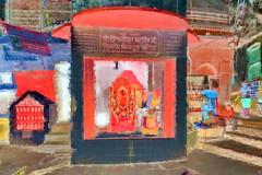India - Uttar Pradesh - Varanasi - 257bb (asienman) Tags: india uttarpradesh varanasi asienmanphotography asienmanphotoart asienmanpaintography