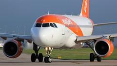 G-EZFJ (AnDyMHoLdEn) Tags: easyjet a319 egcc airport manchester manchesterairport 23l
