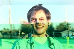 Nookington にヅ波 (DarlingJack) Tags: glitch warp glitchy error digital weirdface portrait weird vaporwave
