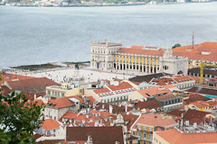 Praça do Comércio (H&T PhotoWalks) Tags: square baixa lisboa lisbon portugal streetscape cityscape canoneos400d sigma18250 tan xii
