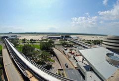 TPA 8mm Overview (Infinity & Beyond Photography) Tags: tpa tampa international airport 8mm view overview
