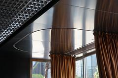 2018-04-FL-183502 (acme london) Tags: barcelona curtain entrance fira furniture hotel interior jeannouvel leather leathercurtain lobby renaissancehotelfira spain windscreen