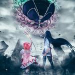 Homura & Madoka | PUELLA MAGI MADOKA MAGICA cos Homurinhas & Chii thumbnail