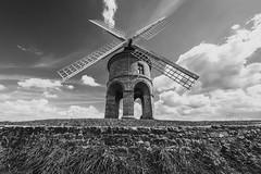 Chesterton Windmill Mono (www.alexjphotography.co.uk) Tags: chesterton windmill monochrome mono blackandwhite bw texture sky xpro2 fuji fujifilm samyang8mm superwideangle fisheye warwickshire 17thcentury countryside