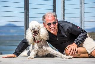 Margaux the Amazing Poodle