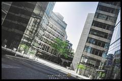 Neubau des Kranzler Ecks (Krueger_Martin) Tags: architecture berlin kurfürstendamm kranzlereck neubau weitwinkel wideangle fujifilm finepix x100 23mm festbrennweite primelense hdr photomatix colorful bunt farbig