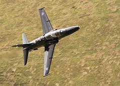 BAE Hawk (Bryn Floyd) Tags: machloop wales lowfly lowlevel low raf usaf hawk tornado tonka eagle f15e spur