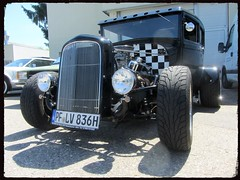 Ford Hot Rod (v8dub) Tags: ford hot rod schweiz suisse switzerland bleienbach american pkw voiture car wagen worldcars auto automobile automotive old oldtimer oldcar klassik classic collector