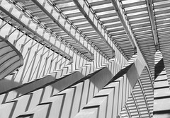 just lines and shadows (Blende1.8) Tags: liègeguillemins liège trainstation station lines shadows roof dach dachkonstruktion santiagocalatrava calatrava architecture archtectural abstract abstrakt urban architektur modernearchitektur contemporary schatten licht light sony ilce7m2 85mm sel alpha a7m2 a7ii belgien belgium