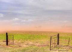 Oklahoma Dust Storm (zendt66) Tags: zendt66 zendt nikon d7200 bgco sbdr sbc southern baptist disaster relief ash out dust storm hdr photomatix christian volunteers gate