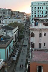 City of La Habana (Juha Helosuo) Tags: lahabana cuba oldhavana havana ciudaddelahabana canon eos 7d mark ii ef24105mm f4l is usm photography travel trip cityscape landscape downtown sky bar terrace view hotel city people sunset