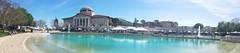 Soka International Festival (EmperorNorton47) Tags: alisoviejo california photo digital spring university college fountain pond dome panorama