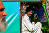 Rickshaw revolution (Fortunes2011. The Loss) Tags: asia eyes street profile portrait candid colours lahore tuktuk face