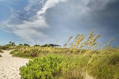 Fort Macon Beach NC - Another Storm (Modkuse) Tags: tokinaaf2870mmf2628 storm stormclouds fortmacon fortmaconnc fortmaconbeach fortmaconbeachnorthcarolina clouds nature landscape sky skyscape nikon nikondslr nikond700