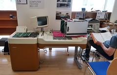 CTM 70 – Computer Technik Müller (stiefkind) Tags: vcfe vcfe19 vintagecomputing ctm70