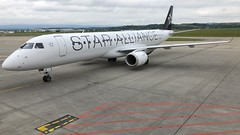 I-ADJV (Breitling Jet Team) Tags: iadjv air dolomiti star alliance euroairport bsl mlh basel flughafen lfsb