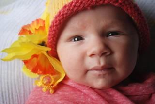 1 Granddaughter: close up