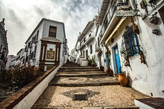 Morning, keep the streets empty for me (j૯αท ʍ૮ℓαท૯) Tags: andalucía spain architecture building travel traveling visiting street old town city house tourism outdoors sky religion urban ancient exterior facade traditional tourist stone
