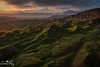 Llangattock Escarpment (geraintparry) Tags: wales nature geraint parry geraintparry sunrise llangattock escarpment brecon beacons limestone quarry