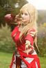 Fotocon 2017: Luce Cosplay as Lyse from Final Fantasy XIV, by SpirosK photography (SpirosK photography) Tags: finalfantasy finalfantasyseries finalfantasyxiv cosplay finalfantasycosplay fotocon fotoconbytechland fotocon2017 fotoconbytechland2017 portrait red lucecosplay lyse dancer game videogamecharacter videogame