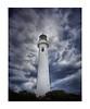 Storm Sentinel (Kevin Rheese) Tags: pointhicks lighthouse stormy cloud storm sentinel croajingalongnationalpark sky