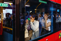 Bus Life (Occipitals) Tags: people photography portraits portrait photographer londonstreets londonphotographer london lifestyle person shadows light morocco marrakech city life day summer spring sunny sun groupofpeople streetsoflondon travel destination