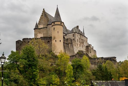 Luxembourg. Vianden