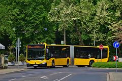 Mercedes O530G Citaro C2 #459_114-0 DVB Dresden Drezno (3x105Na) Tags: mercedes o530g citaro c2 4591140 dvb dresden drezno deutschland germany niemcy sachsen bus autobus