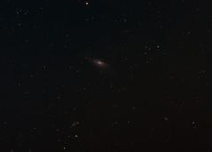 M106 (thomas.hartmann496) Tags: photo night starry astrophotography stars star swirl messier astronomy refractor dark spiral telescope sky galaxies galaxy widefield astrophoto m106