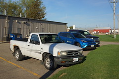 1997 Mazda B2300 SE Pick-Up (DVS1mn) Tags: car cars automobile auto automobiles automotive vehicle 1997 mazda b2300 se pickup 97