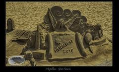 Maspalomas - Gran Canaria (vonhoheneck) Tags: elfaro maspalomas grancanaria schölkopf schoelkopf lighthouse faro leuchtturm canon eos6d atlantik atlantic dünen dunas sanbartolomédetirajana playadelinglés meloneras wellen wave charca lopesan costameloneras costa resort spa casino hotel ifa palmen sonne infinitypool spain spanien strand playa beach nudist fkk hedoism praya